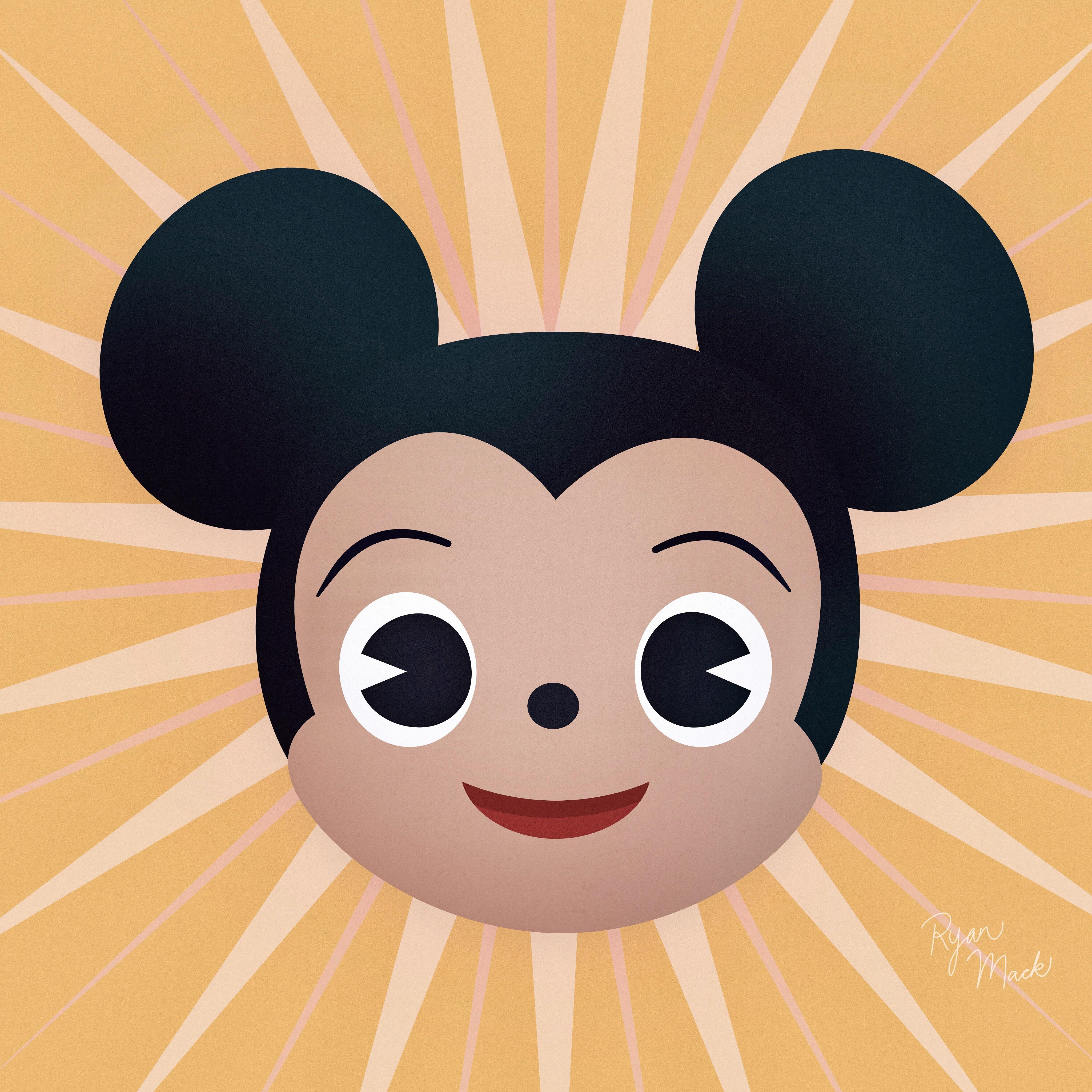 Mickey Starburst